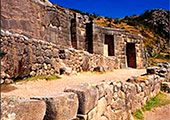Centro arqueológico de Pukara